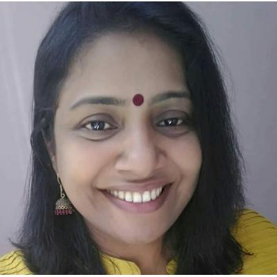 Sreela Pillai
