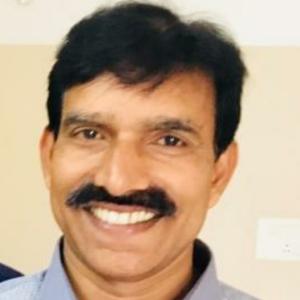 tvm president -Suresh Vellimangalam